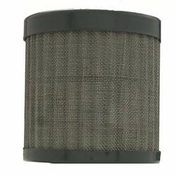 United Pacific A6110ssf Air Filter W/stainless Steel Mesh