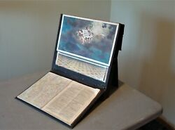 The Royal Scroll, Antique Victorian, 1896 Bible Study, Lithograph Illustrations