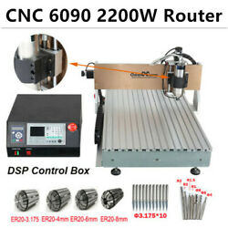 6090 Dsp Cnc Router Milling Engraving Machine 3-axis Carving Cutting Engraver