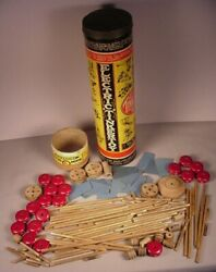 Vintage Electric Tinkertoy Models Toys Wooden Building Set Toy Tinkers Inc.