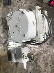 Alltec At37g Gear Box , Good Used With Cable Winch ,