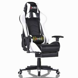 Ergonomic Office Chair Computer Gaming Chair Recliner Racing High back Swivel