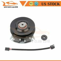 Pto Clutch 6 Pulley 1-1/8 Crank For Scag 481228 Warner 5218-3 5218-62