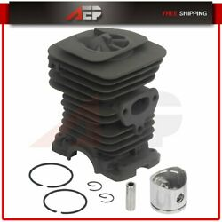 40mm Piston And Cylinder Kit For Husqvarna 41 136 137 141 142 Chainsaw
