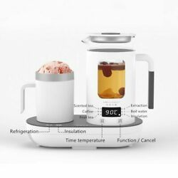 Boiling Pot Electric Kettle Automatic Heating Cold Household Kitchens Cook Ware