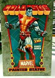 Colossus Randy Bowen Marvel Painted Full Size Statue X-men Figurine New In Box