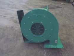 Eclipse Packaged Blower With Baldor Reliance Super E Motor 7.5 Hp 3520 Rpm