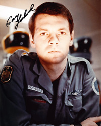 Gary Lockwood As Dr. Frank Poole - 2001 Genuine Signed Autograph