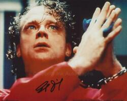 Brad Dourif As Luther Lee Boggs - The X-files Genuine Signed Autograph
