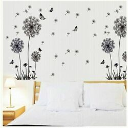 Bedroom Stickers Poastoral Style Wall Stickers Original Design Pvc Wall Decals