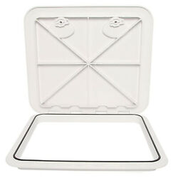 Marine Boat Deck Access Hatch And Lid With Lock Abs Hatch 20 X 18510x460mm Us