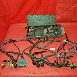 2006 Fx140 Fx 140 Yamaha Electrical Box No Cdi,wiring Harness Connectors Pug-in