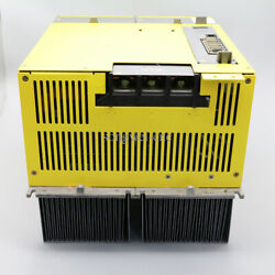 Used Fanuc Amplifier A06b-6121-h100 Is Test Ok With 90days Warranty
