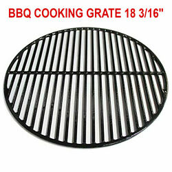 Bbq Cooking Grate 18 3/16 For Large Big Green Egg Vision Grill Kamado Charcoal
