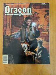 Dragon Magazine #149 New Weapons New Horses Flying Boats Dragonmirth