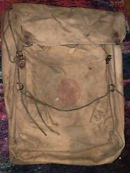 Boy Scout Backpack No.1329 Deluxe Yucca With Aluminium Frame