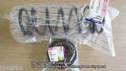 Oem Normal Type Rear Coil Spring 1p Spring Upper Rubber Seat 1p Ssangyong Musso