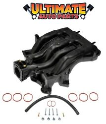 Intake Manifold W/gaskets And Hardware 4.0l For 02-03 Ford Explorer
