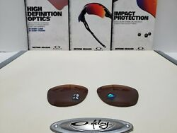 Oakley Frogskin Prizm Tungsten Polarized Replacement lenses New SKU# 102 797 010 $62.99