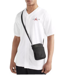 Air Jordan Premium Black Unisex Nike Shoulder Bag $39.99