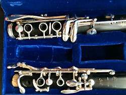 Crampon B Clarinet Rc Case Included Good Condition