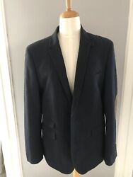 Manandrsquos Classic Navy Sports Jacket By Ventuno21. Sz 42andrdquo Vgc