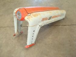 Ford 961 Diesel Tractor Hood Assembly 900