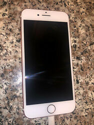 Apple Iphone 7 With Fortnite - 128gb - Rose Gold Unlocked A1660