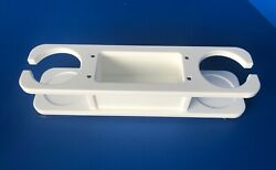Marine Boat 2 Cup Holder Cupholder And Storage Box Starboard St