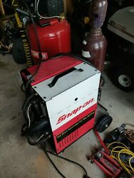 Snap-on Welder Mm140sl Muscle Mig With Tank And Gentec Regulator
