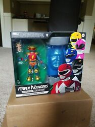 Mmpr Lightning Collection Mighty Morphin Power Rangers Zordon And Alpha 5 Rare Htf