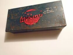 Ammco Hydraulic Grinder In Original Metal Box Container 2800 Complete Usa