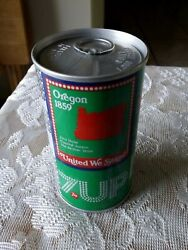 Oregon 7-up Soda Error Can Pull Tabs On Both Ends Never Opened Never Filled