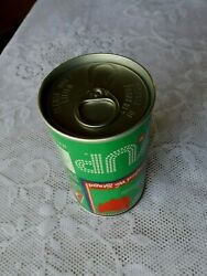 7-up Soda Error Can Pull Tabs On Both Ends Never Opened  Never Filled