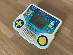 Rare Sonic The Hedgehog 2 Ii 1988 Vintage Lcd Retro Tiger Electronic Game