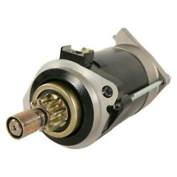 Starter Motor Yamaha Outboard 40 50 Hp 4 Stroke Repl 69w-81800-01 / 02 And03902-and03904