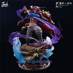 Jacks Studio One Piece 1/6 The Young Roger Gk Collector Resin Painted Statue