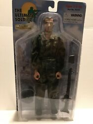 """Ultimate Soldier German Paratrooper Wwii Military War 1/6 12""""action Figure New"""