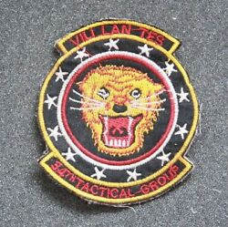 Arvn Authentic Air Force Usaf 34th Tactical Group Bien Hoa Air Base