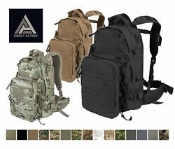 Direct Action Ghost Mk Ii Backpack Army Molle Rucksack Helikon Military Tactical