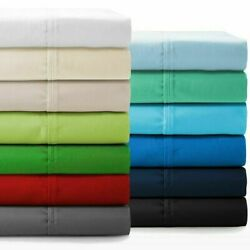 400 Tc Egyptian Cotton 16 Deep Pocket Short Queen Hotel Quality Bedding Items