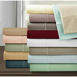 400 Tc Egyptian Cotton 16 Deep Pocket Us Twin Size Hotel Quality Bedding Items
