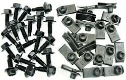 Body Bolts And