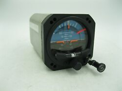 Bf Goodrich 1100-28ls Horizon Reference Indicator 504-0111-928 Inspected W/ 8130