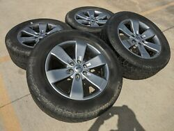 20 Ford Expedition F-150 Oem Fx-4 Gray Wheels Rim 2013 2014 2015 2016 2017 3833