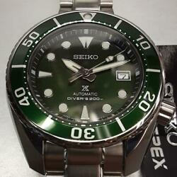 Seiko Prospex Spb103j Divers Date Stainless Steel Automatic Mens Watch Authentic