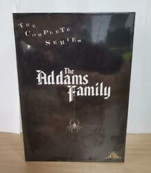 The Addams Family Complete Series DVD 2007 9 Disc Set NEW amp; SEALED