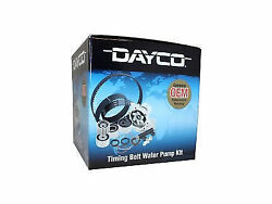 Dayco Timing Belt Water Pump + Hat For Subaru Legacy Forward Facing Thermostat