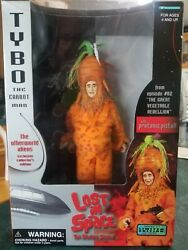 Lost In Space The Classic Series Tybo The Carrot Man Trendmasters 1998