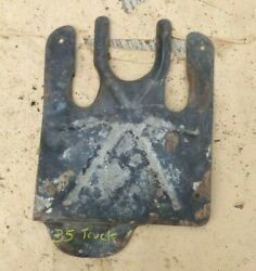 1935 1937 Ford Truck Floor Pan Access Cover For Steering Column / Pedal Original